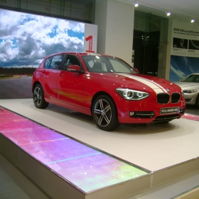 BMW 1 series dealer launch (1)
