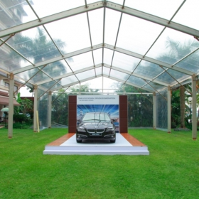 BMW 5 series dealer launch (1)