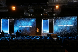 Samsung S8 Launch (2)