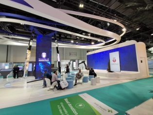 MOH Abu Dhabi Arena at Arab Health 2020